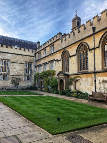 Best Oxford colleges to visit