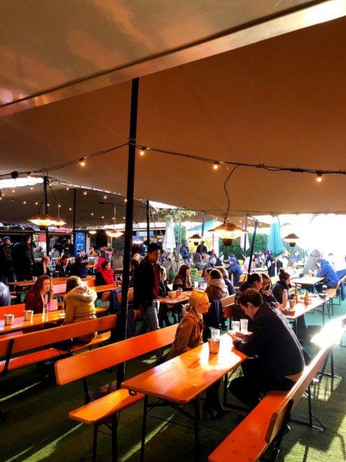 The vinegar yard London - best eats London