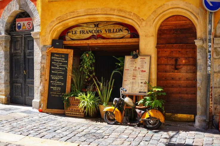 Vieux Lyon is one of those places to see in Lyon that will keep you busy for hours
