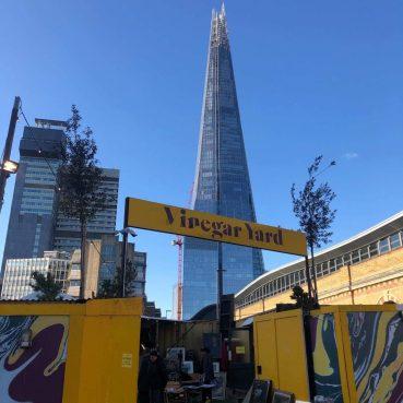 vinegar yard food markets london