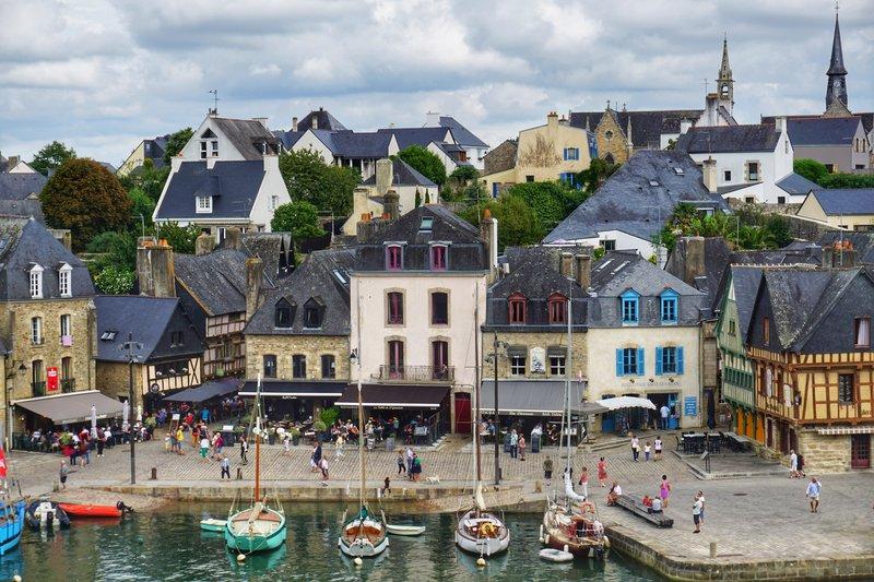 Saint Goustan Brittany, France