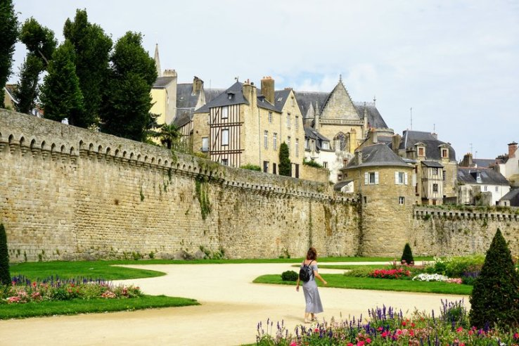 Places to visit in brittany - vannes
