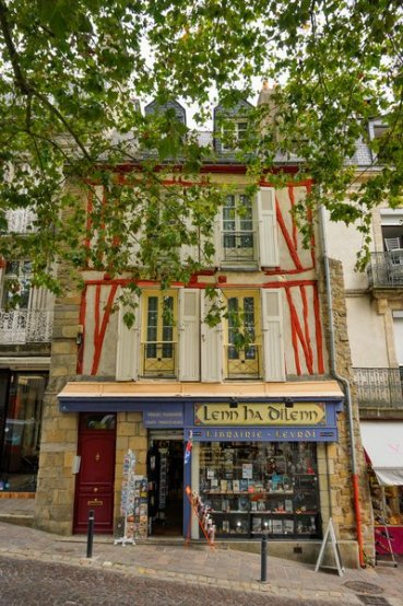 things to see in Vannes Brittany france
