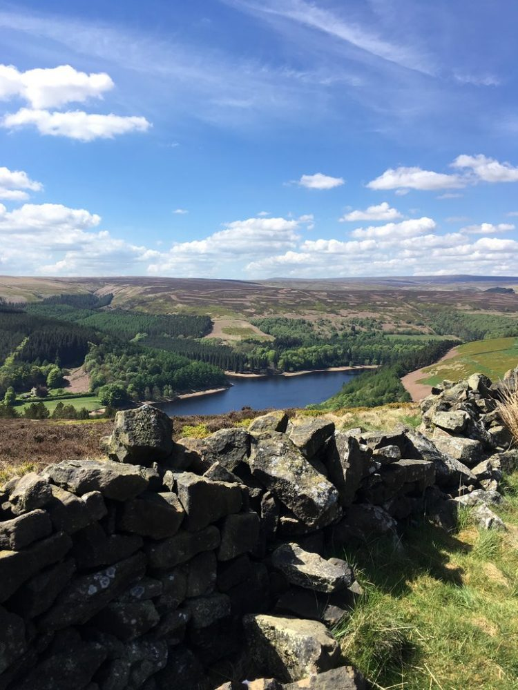 great family walks in Derbyshire - Peak Dsitrict England