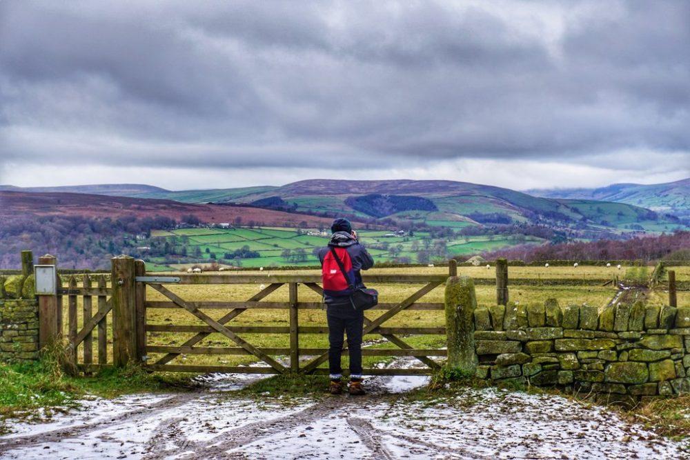 Lonshaw estate walks