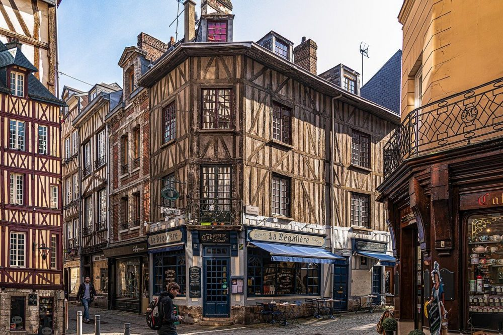 places to visit in normandy - Rouen