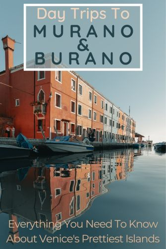 Making a Murano and Burano day trip whilst you are in Venice is a must! It's easy to do, just follow our Murano & Burano guide. Everything you need to know including how to get to Murano and Burano from Venice, things to do and much more. #Burano #Murano #Italy
