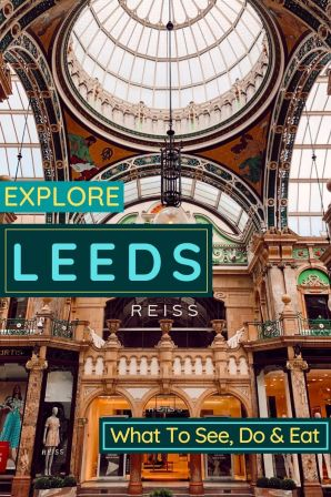 There are so many things to do in Leeds it makes for the perfect day trip. Check out our suggestions for the best places to eat, museums and must-see places. #Leeds #UKtravel