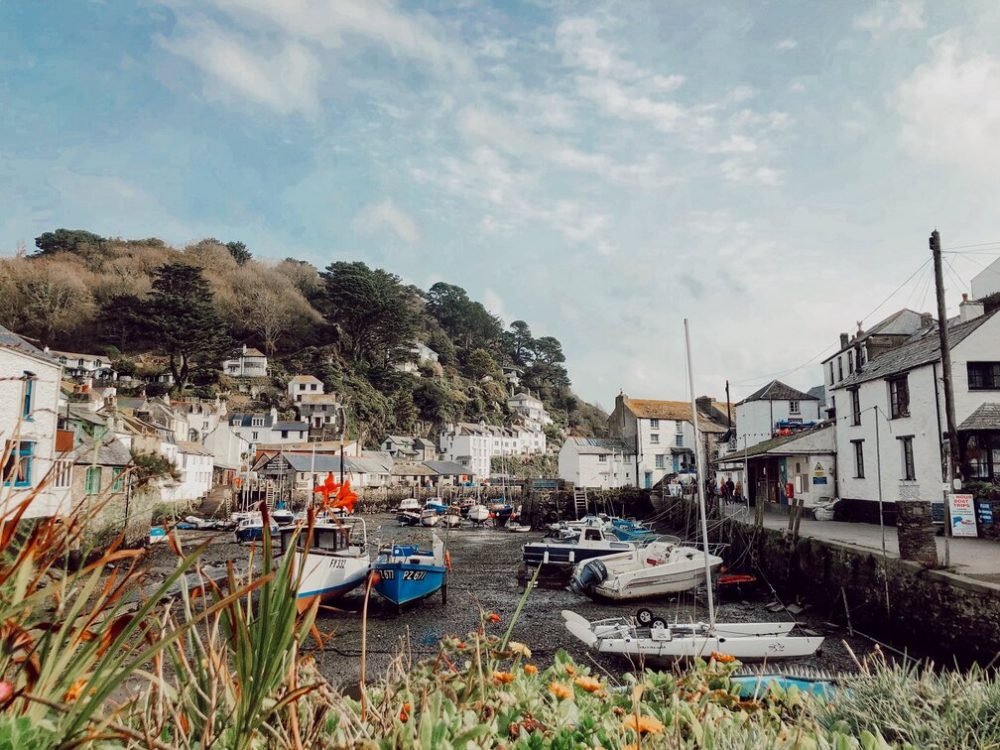 3 days in Cornwall? Visit Polperro near Looe - one of Cornwalls beautiful places.