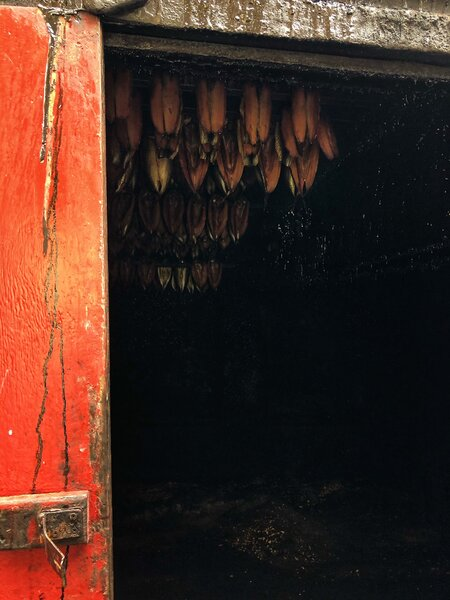 places to visit in Whitby - the smokehouse