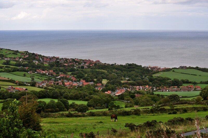 a quiet weekend break in the UK - choose the north Yorkshire coastline.