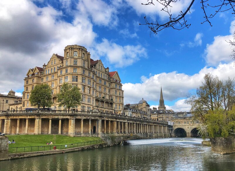 Things To Do - Bath in UK