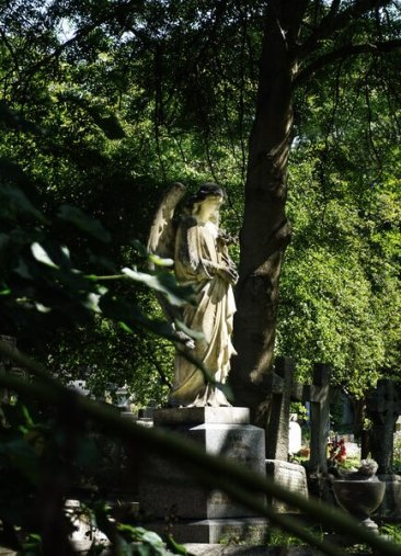 Who is buried at Highgate Cemetery London, England