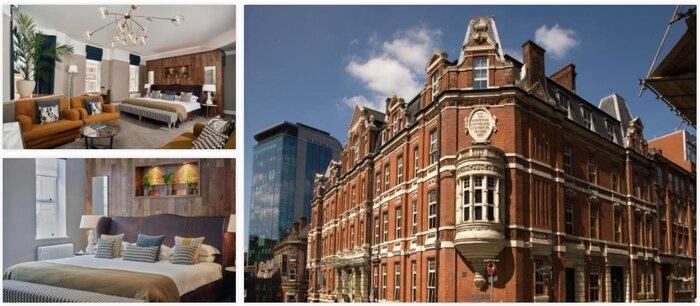 Where to stay in Birmingham, UK - Hotel du vin for a Birmingham weekend of fun