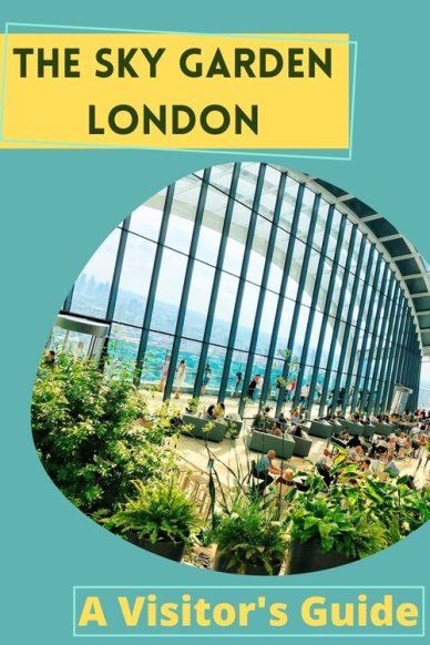 The London Sky Garden has to make your bucket list but when is the best time to go? Do You have to book? How much is it? We answer all of your Sky Garden questions... #skygarden #london