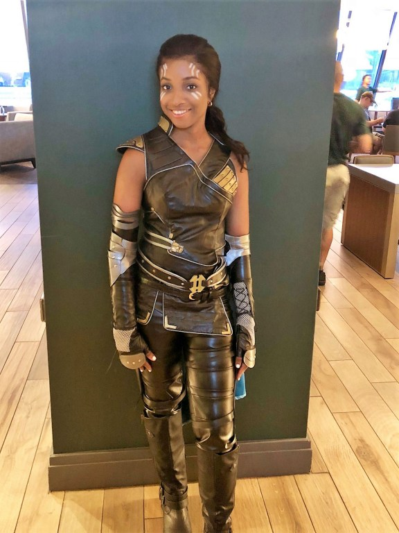 Valkyrie From Thor Ragnarok Costume A Review With Tips