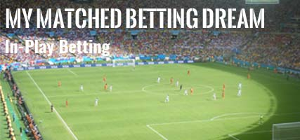 Chapter 3 : In-Play Betting