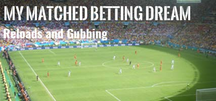 Matched Betting Dream Reloads