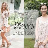 Mom-Friendly Dresses Under $100 (Including Nursing-Friendly)