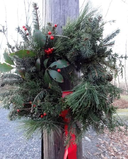 Maegog Wreath 2013