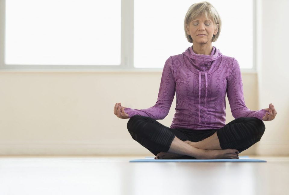 Yoga can help with bladder leaks