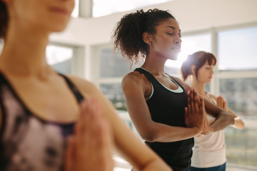 Yoga can help incontinence