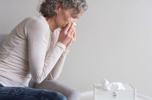 seasonal allergies makes incontinence worse