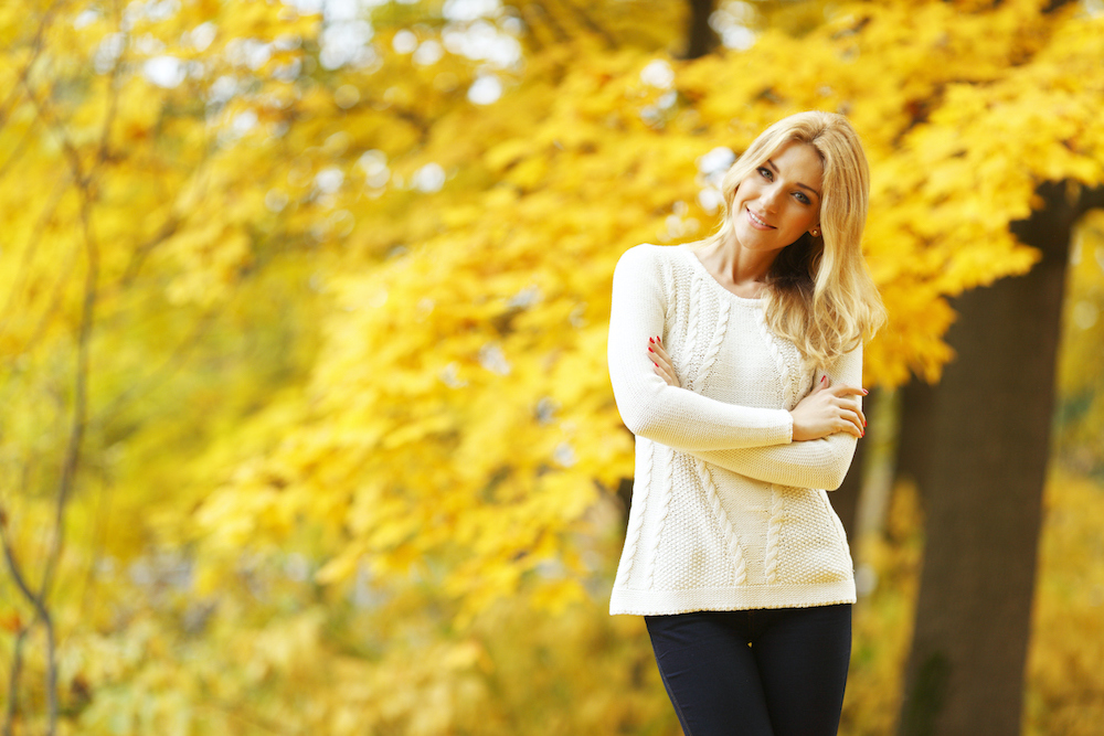 woman with urge incontinence