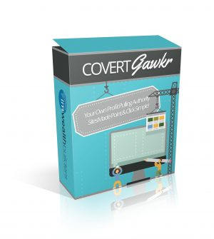 Covert Gawkr Review – Build An Authority Site In Minutes!