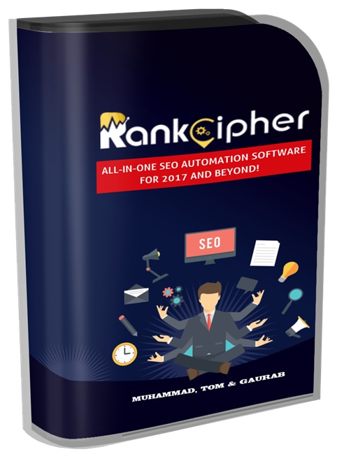 RankCipher Review And Bonus