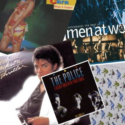 Top Hits of 1983