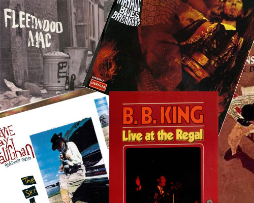 Top Blues Music Albums