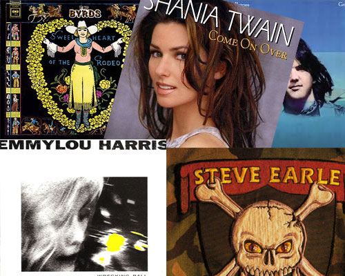 Top Country Music Albums