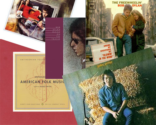 Top Folk Music Albums