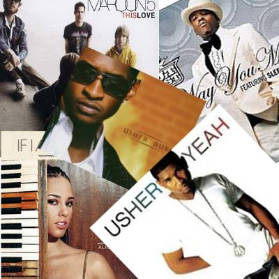 Top Hits of 2004