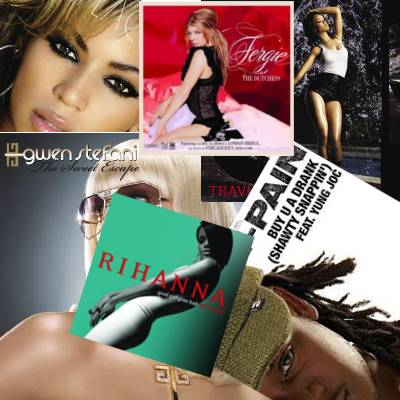 Top Hits of 2007
