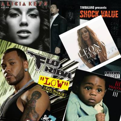 Top Hits of 2008