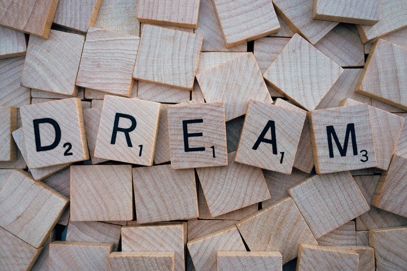 What does your dream life look like?