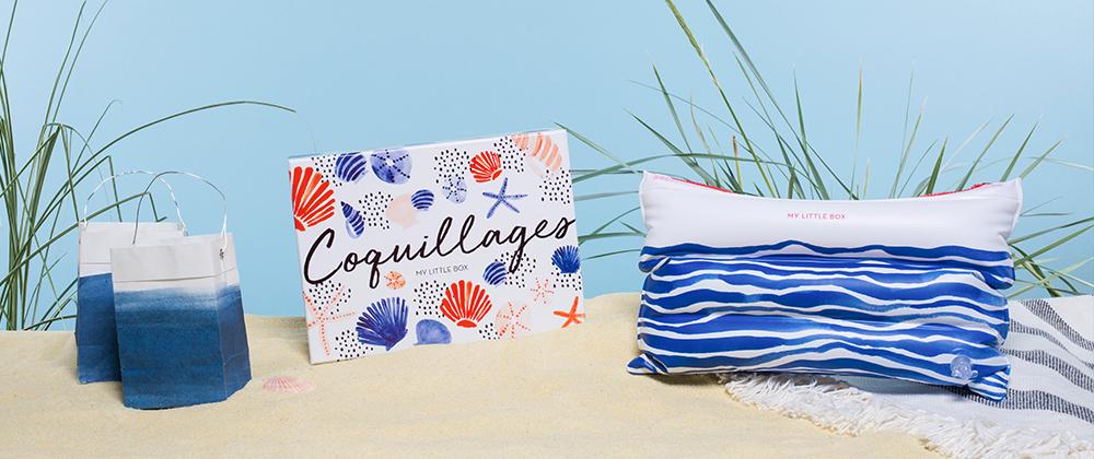 haul boite lettres produits cosmétiques juin beauté