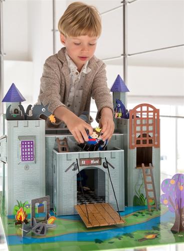 Krooom Artur Knights Play Castle Tent Toy Store Kid