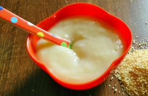 Wheat Dalia baby porridge recipe