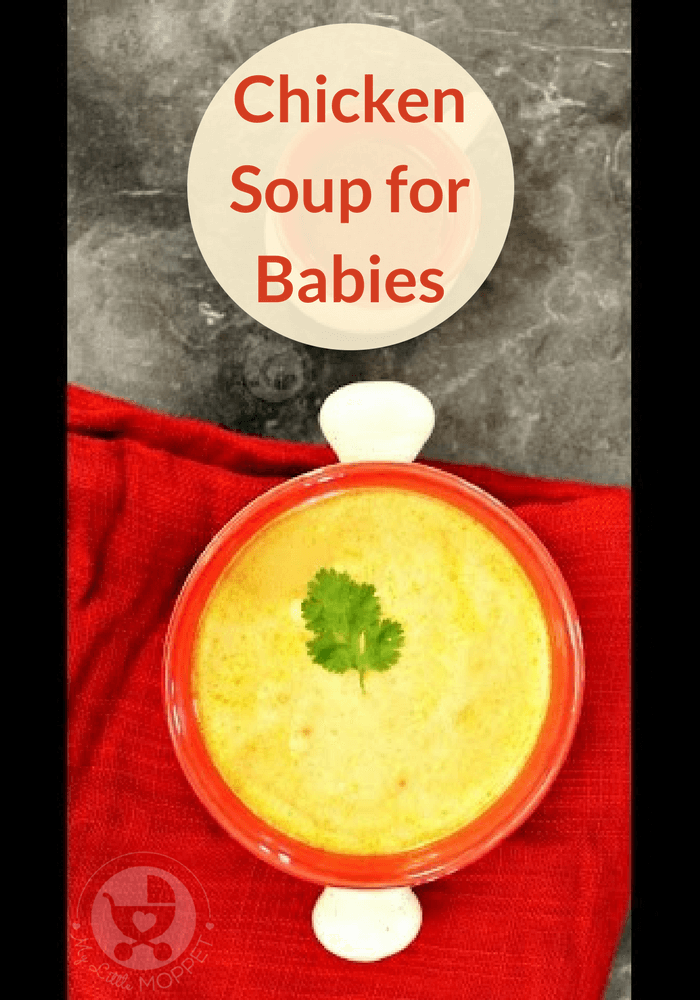 Chicken clear soup recipe for babies my little moppet next on the blog is the vegetable stock and chicken stock recipe to download them now click here forumfinder Images