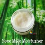Homemade moisturizer for dry skin