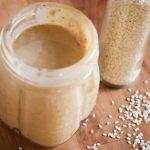 How to make Tahini paste