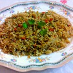 Chinese fried Rice Recipe for kids