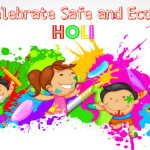 How to celebrate a safe and ecofrienldy holi with kids