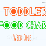 Indian Toddler Food Chart with Recipes 1