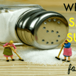 Why No Salt and Sugar For Babies until 1 year of age