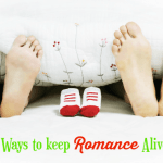 magical ways to keep romance alive after baby
