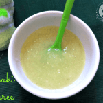 Bottlegourd Puree or Louki Puree for Babies